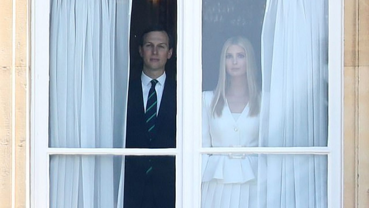 The remake of The Omen is going well.